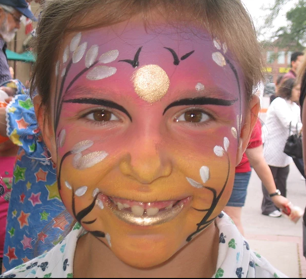 face painting balloon clown mississauga