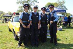Police representatives
